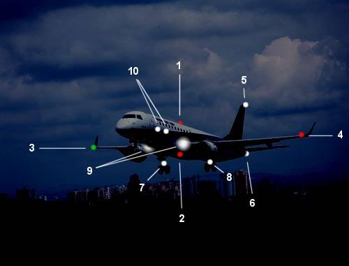 Ovni Les Ovnis Vus De Pr 232 S Lumi 232 Res D Avions Sur Photos