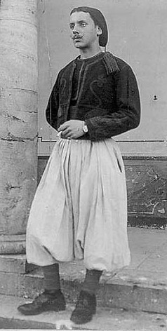 Left   Zouave   pants  Zouave Pants