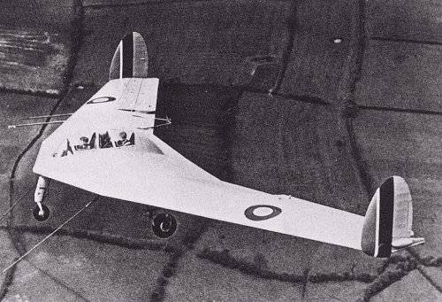 Armstrong-Whitworth Glider