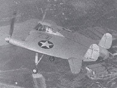 Flying Flapjack XF5U-1
