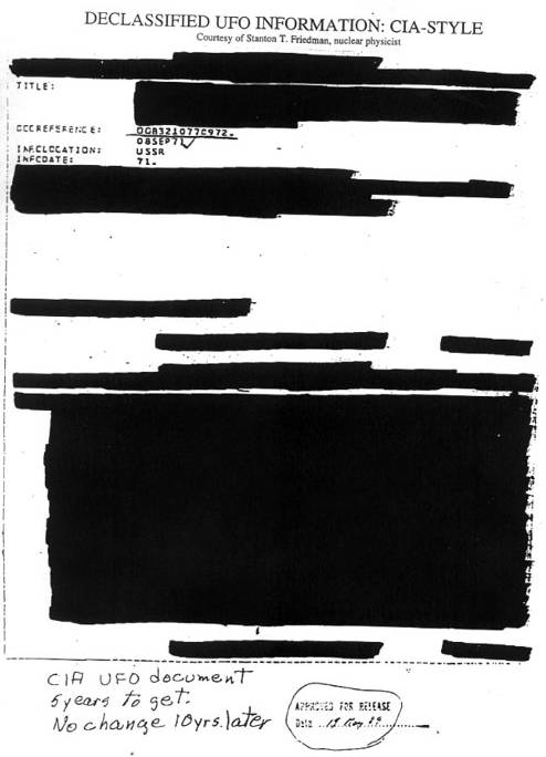 FOIA document