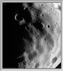 Trenches on Phobos
