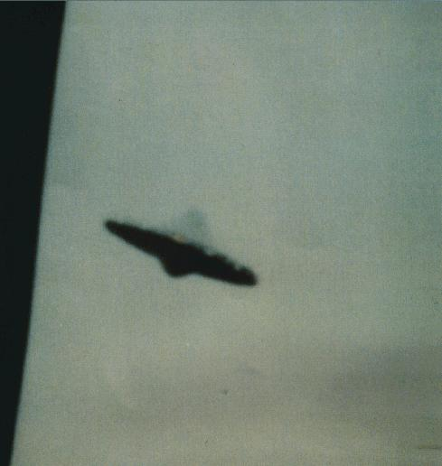 In Puebla Mexico On December 8th 1992 At Midday A Passenger In A Vehicle Who Prefers To Remain Anonymous Observed And Photographed A Strange